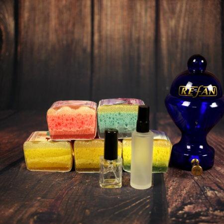 Linia de Parfumerie REFAN