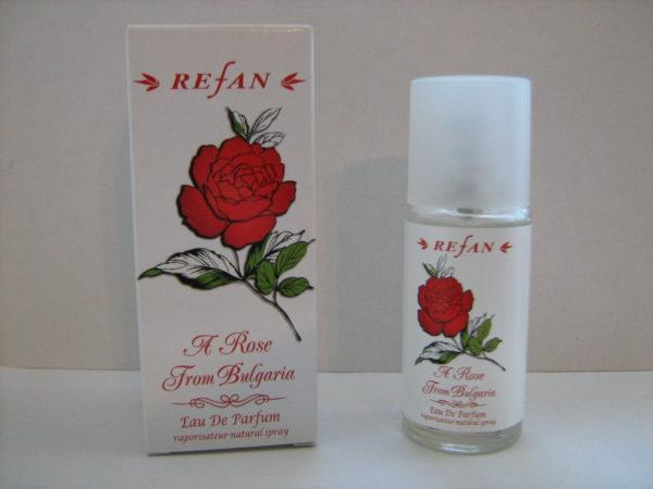 Apa de parfum trandafir - 50 ml 1